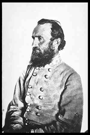 "Gen. ""Stonewall"" Jackson (South)."